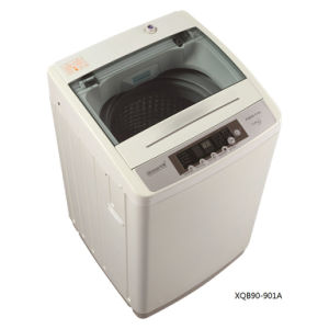 9.0kg Fully Auto Top Loading Washing Machine for Model XQB90-901A pictures & photos