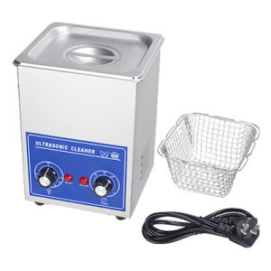 High Performance Unheated Jewelry Ultrasonic Cleaner
