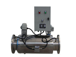 24 Hours Working Automatic Back Flushing Industrial Water Filter pictures & photos