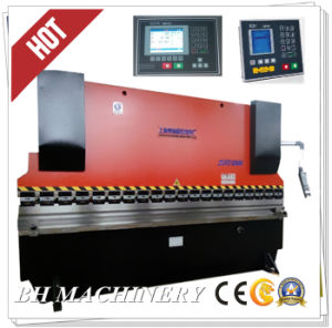 CNC Hydraulic Press Brake Wc67y-250t/4000 CNC Bending Machine pictures & photos