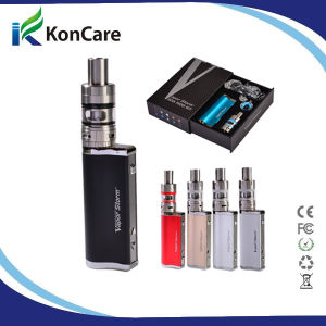 Koncare Patented VW Mod 30W 2200mAh H30 E Cigarette Box Mod with 2.5ml Ec Subtank with Free Shipping