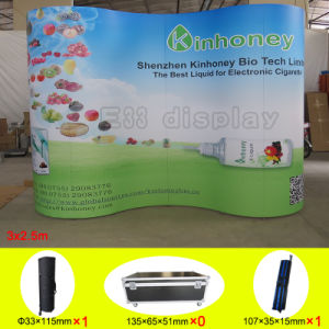 Customized Portable Reusable Exhibition Booth with Design pictures & photos