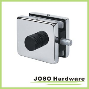 Mab Style Glass Door Lock Patch Fitting Aluminium Handle PT122c pictures & photos
