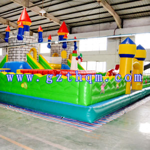Commercial Air Jumping Bouncers Inflatable Castle/Inflatable Bouncer pictures & photos