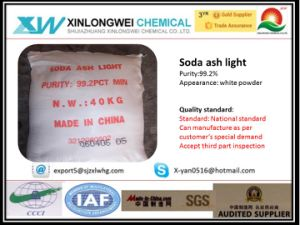 Bulk /Wholesale Sell Soda Ash/Sodium Carbonate 99.2% pictures & photos