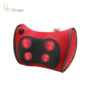 Economical Body Massager Massage Pillow with Heating pictures & photos