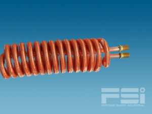 Coiling Copper Finned Tube Heat Exchanger 602 pictures & photos