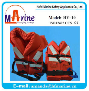 Ec Certified EPE Foam Life Jacket pictures & photos