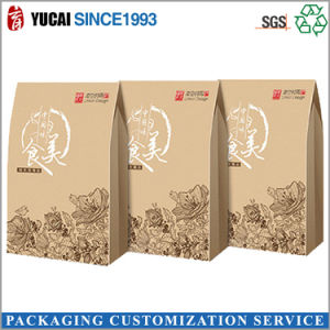 Food Sealing Eco-Friendly Bag Kraft Paper Bag pictures & photos