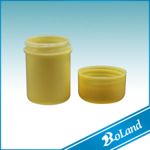 (T) 5g PP Plastic Cream Bottle Cosmetic Jar