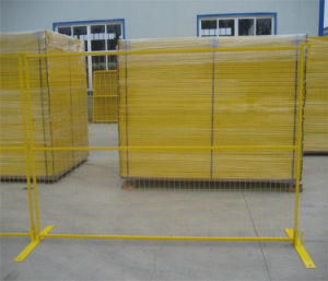 Profession Factory Supply Temporary Fence with Competitive Price pictures & photos