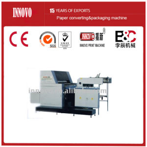 Single Color Sheetfed Offset Printing Machines pictures & photos