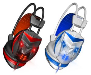 New Arrival Game Headset with LED Light (GM-J98-001)