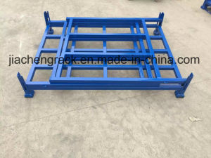 Heavy Duty Collapsible and Stackable Frame Pallet pictures & photos
