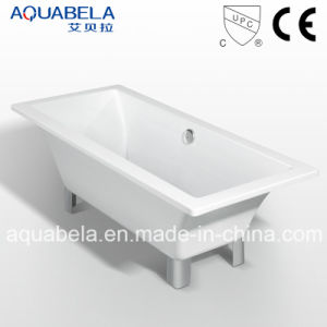 Classic Double-Ended Royal Bathroom Bathtub with Clawfoot (JL620) pictures & photos