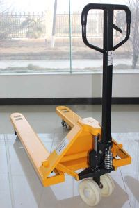 2-5t Hydraulic Hand Pallet Jack with CE pictures & photos
