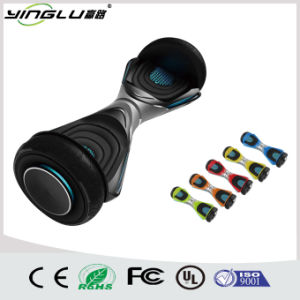 Wholesale Dual Wheel Smart Balance Scooter with LED Light, Electric Powered Skateboard for LG Battery