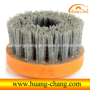Hi-Q Circular Diamond Brushes for Granite and Concrete