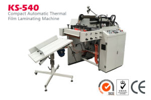 Thermal Film Laminating Machine (KS-540) pictures & photos