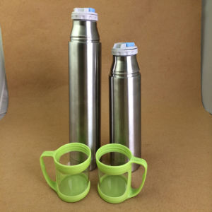 Stainless Steel Vacuum Mug with Cover (CL1C-A55) pictures & photos