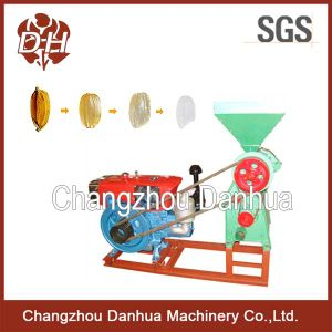 500kgph Rice and Paddy Peeler