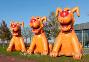 Inflatable Advertising Animal Inflatable Dog for Event