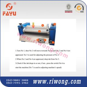 Number Plate Printing Machine, Print by Oil Ink Print pictures & photos