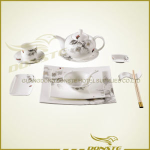 11 PCS Stained Ceramic Xjq Set