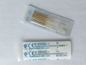 Package Ten Needles with One Blister Sheet pictures & photos