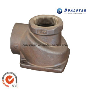 OEM and Customized Ductile Iron Sand Casting for Manhole Cover