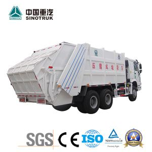 China Best Compressor Garbage Truck of 5m3-15m3 pictures & photos