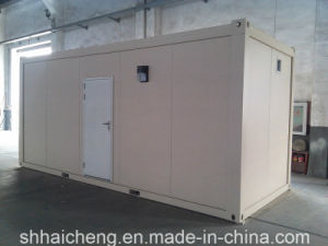China Prefabricated Container House/Housing Container/House Container Price pictures & photos