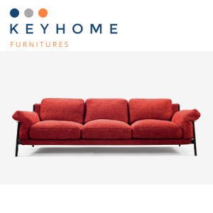 Modern Furniture 3 Seater Fabric Sofa (SF-014)