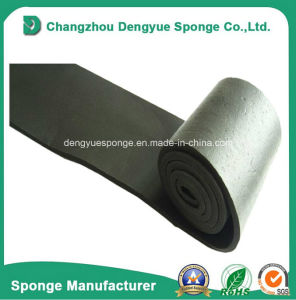 High Density Flame Retardant Heat Resistant Shockproof Foam Rubber Tape pictures & photos