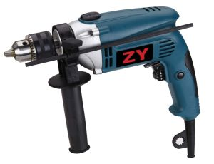 Professional Power Tool 13mm Electric Drill Impact Drill (ZY- 7139A)