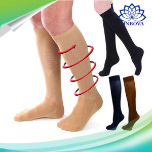 84fc32010c9 David Angie Unisex Copper Compression Socks Women Men Anti Fatigue Pain  Relief Knee High Stockings 15