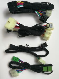 china diagnosis 104 pin ecu connectors wire harness obd2a-obd1 - china obd  jumper wiring harness, wiring harness  shenzhen liankangshuo technology co., ltd.