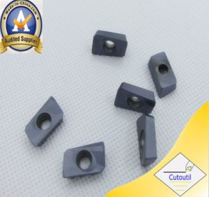 Cutoutil Apkt11t308 for Alumi Machining Part Alternavtive of Zcc Carbide Insert pictures & photos