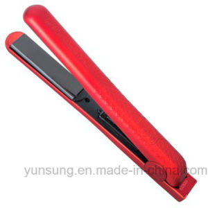 Professional Salon 100% Ceramic Hair Straightener pictures & photos