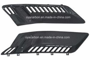 Carbon Fiber Front Fender Air Vents for Chevrolet Corvette C7