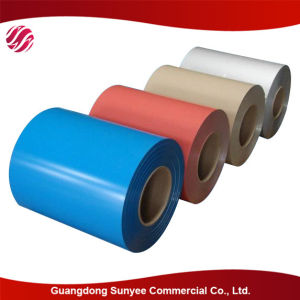 PPGL Color Coated Hot Dipped Aluminium-Zinc Steel Coil