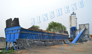 Hzs90 Easily Operation Concrete Batching Plant pictures & photos