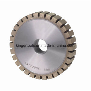 Standard and Segmented Diamond Flat Edge Wheel--Processing Glass