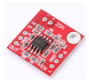 Tda1308 Headset Headphone Amplifier Board AMP Preamplifier Board Module 3V-6V pictures & photos