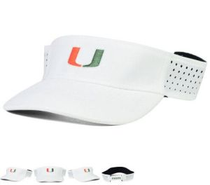 White Cotton Tennies Sun Visor Cap with OEM Customized Embroidery Logo pictures & photos