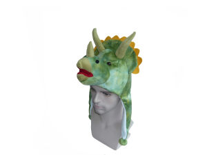 Dinosaur Shape Soft Animal Hat