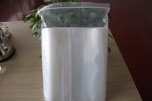 Side Seal Ziplock Plastic Food Packaging Bag pictures & photos
