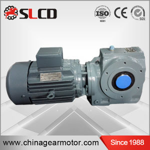 S Series Helical Worm Gear Unit Generator Gearboxes for Lifting Machine