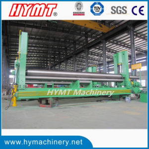 W11S-50X4000 hydraulic 3 roller steel plate bending and rolling machine pictures & photos