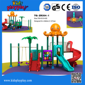 Sale Children Play Game Equipment Outdoor Playground Slide pictures & photos